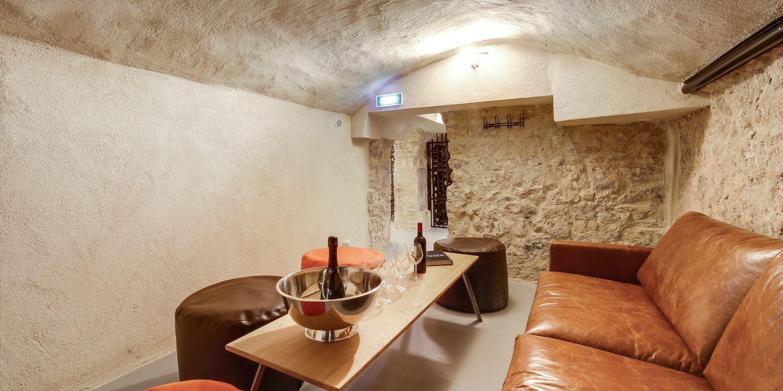 bar à vin pour à Paris pour fête anniversaire