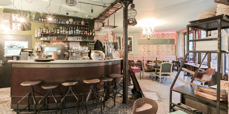 bar atypique pour fêter un anniversaire à Paris