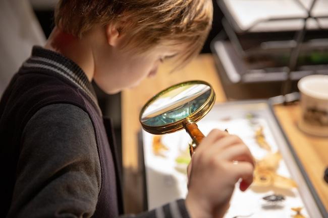 Défi en famille : l'aventure Chrono'lab