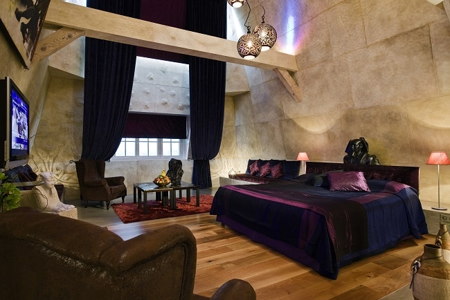 weekend à 2 hôtel de montvillargenne chantilly