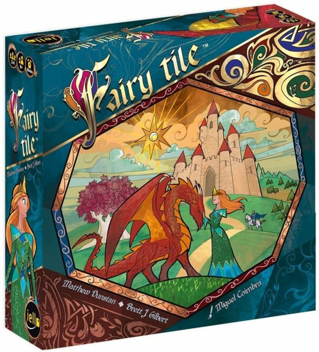 jeu Fairy Tile de Iello
