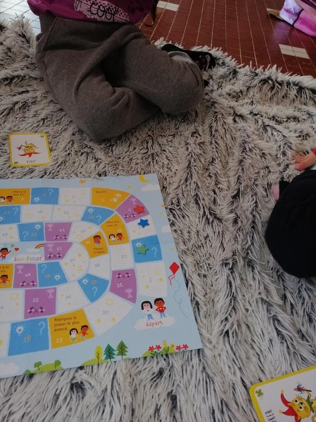 test Les jeux du bonheur