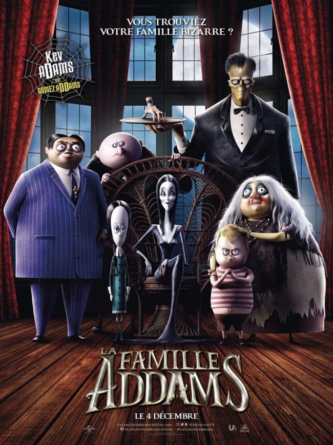 La Famille Addams film 2019