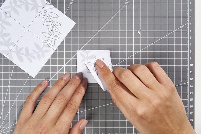 Mini couronnes en papier - tuto déco de Noël Cultura
