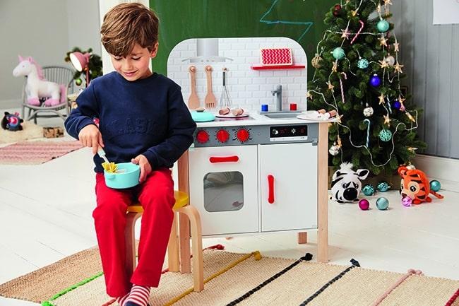 jouets en bois Lidl, cuisine enfant