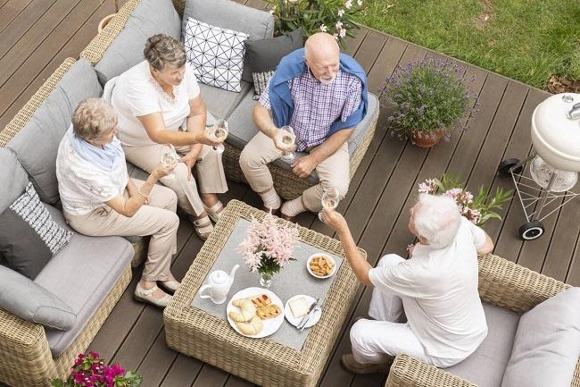 maison de retraite ou résidence senior
