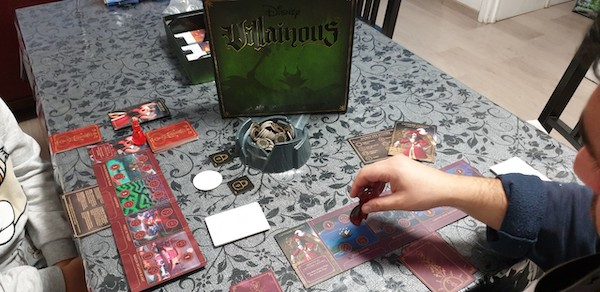 Test Villainous Ravensburger