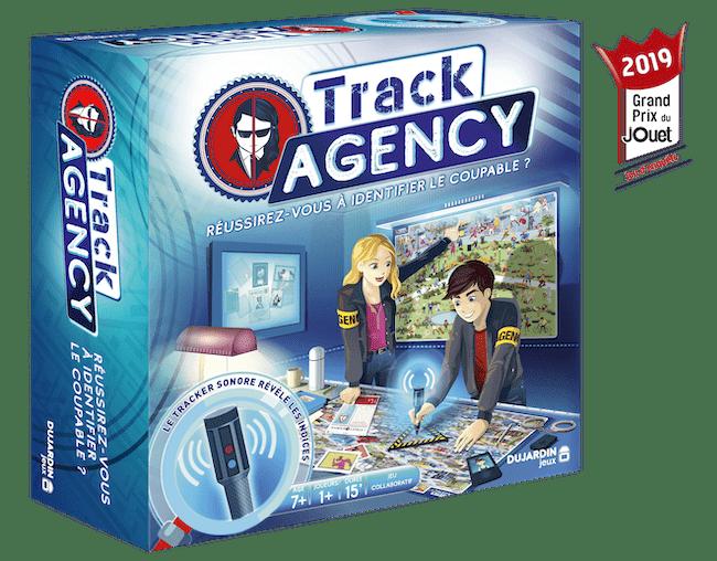 Track Agency Dujardin