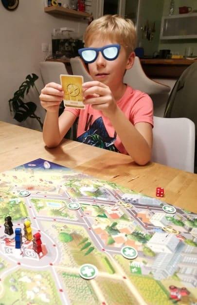 jeu a la rescousse avis