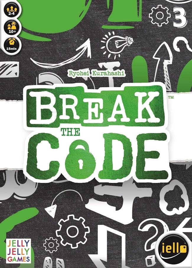 Break the code Iello