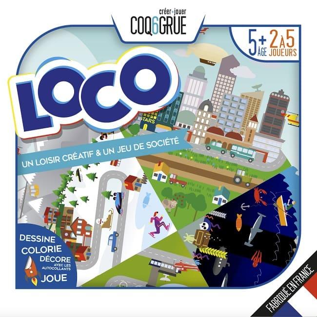 Coq6grue Loco
