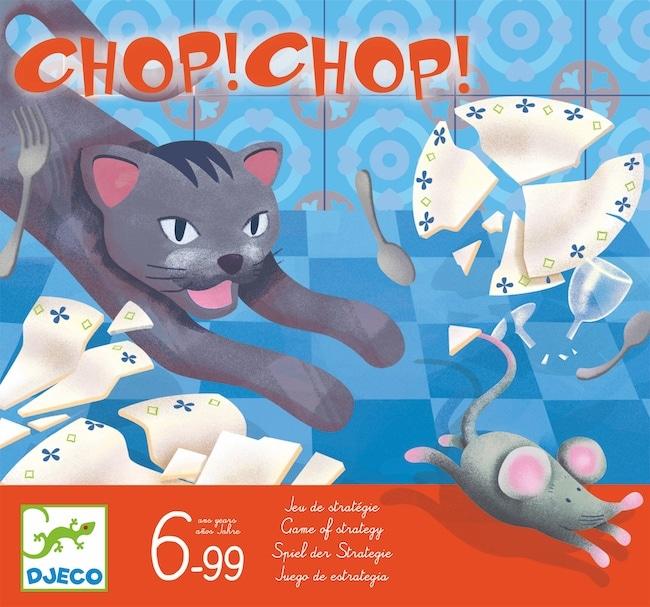 Chop ! Chop ! Djeco