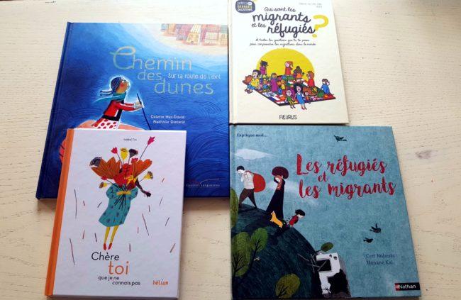 réfugiés et migrants livres enfants