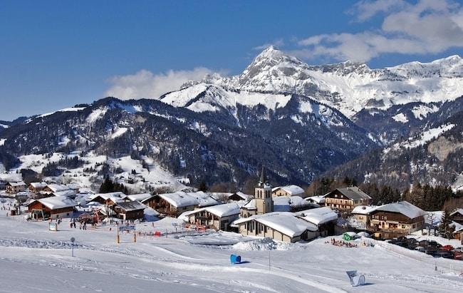 Crest-Voland-Cohennoz, la station de ski 100% famille