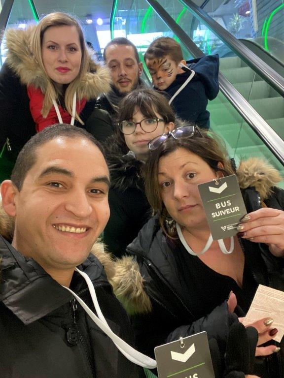 SuperDimanche bus suiveur hippodrome Paris Vicennes