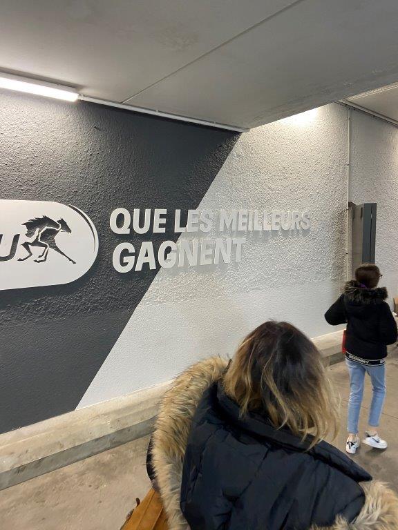 champ de courses Paris Vincennes