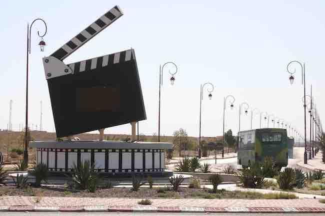 studios de cinéma de Ouarzazate