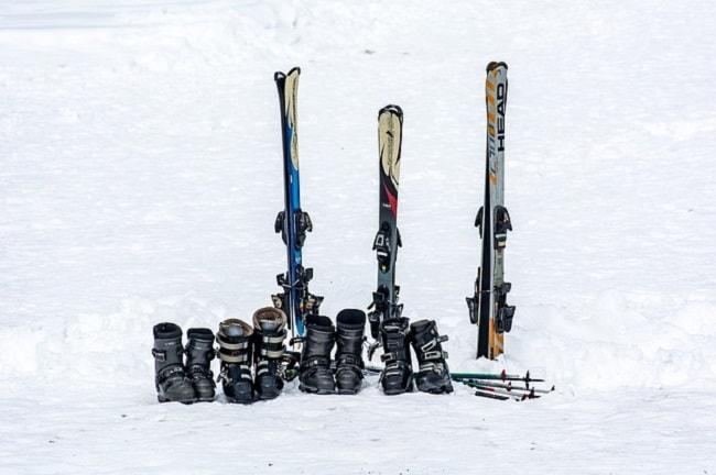 quoi mettre dans sa valise pour le ski