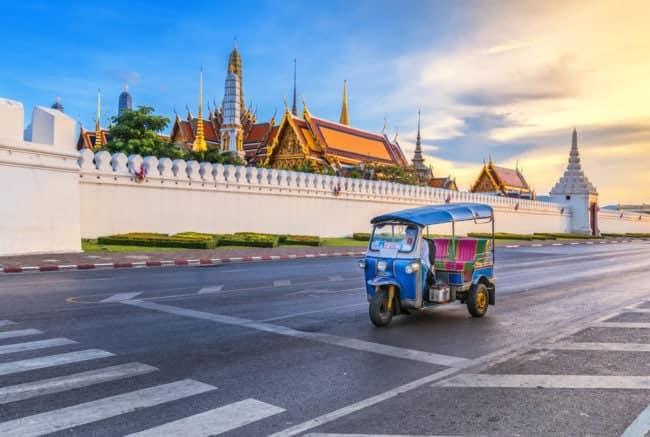 voyage en Thaïlande avec des enfants