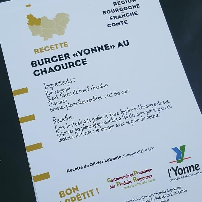 Family Week Yonne ateliers cuisine spécialité bourgogne