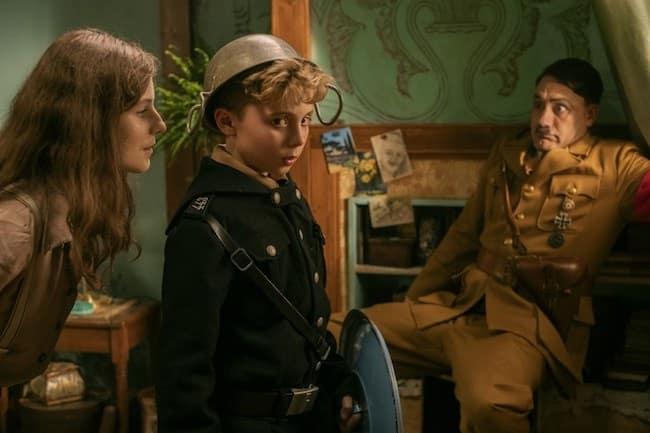 Jojo Rabbit film sur le nazisme