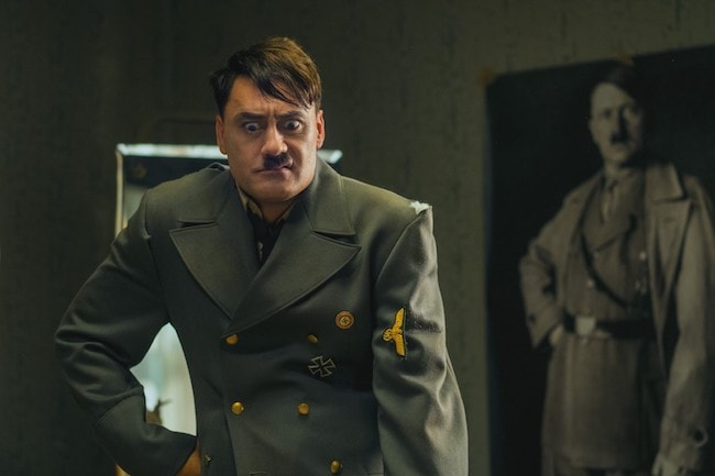 Jojo Rabbit parodie allemagne nazie
