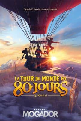 le tour du monde en 80 jours spectacle Mogador