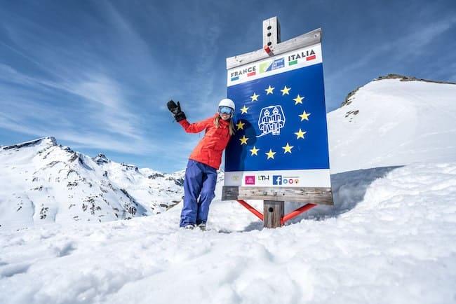 vacances au ski en famille à la Rosière