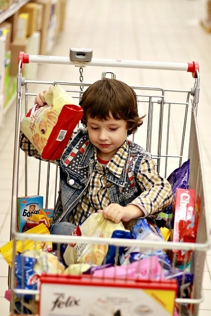 comment faire ses courses sans stress
