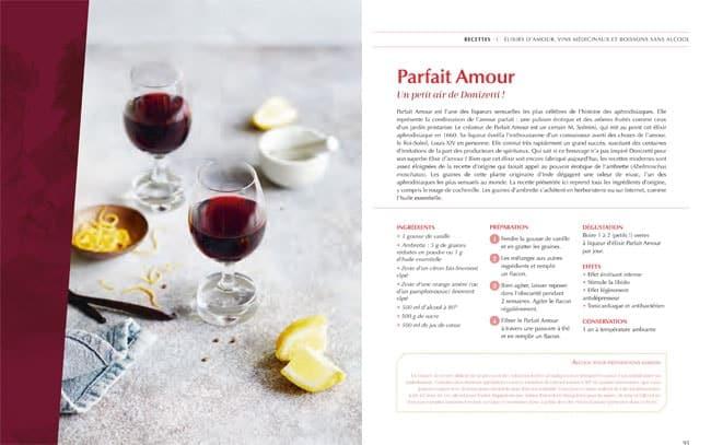 elixir aphrodisiaque