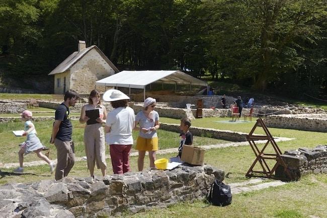 sorties en famille en Saône-et-Loire Bibracte