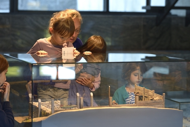 Aventure Mômes en Saône-et-Loire, musée de Bibracte
