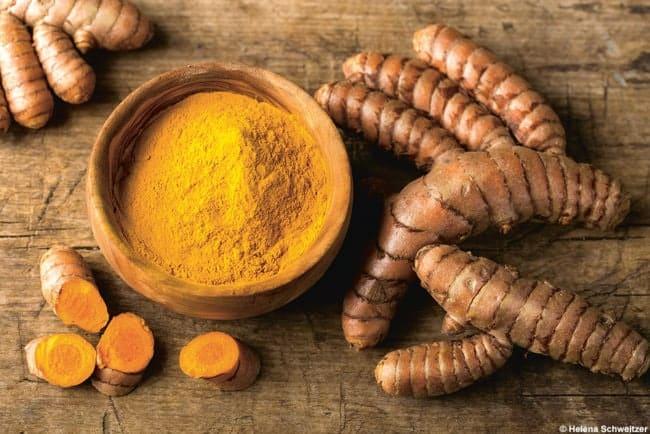 recette de soupe de carottes au curcuma