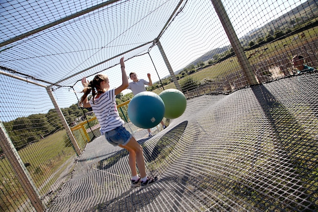 Diverti'Parc parc de loisirs nature en Saône-et-Loire