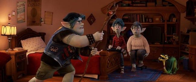 Film En Avant Disney Pixar