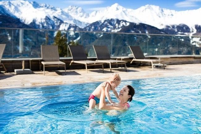 profiter de sa piscine toute l'année
