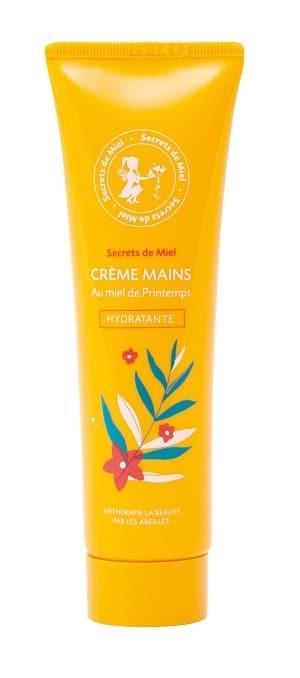 crème mains Secrets de miel
