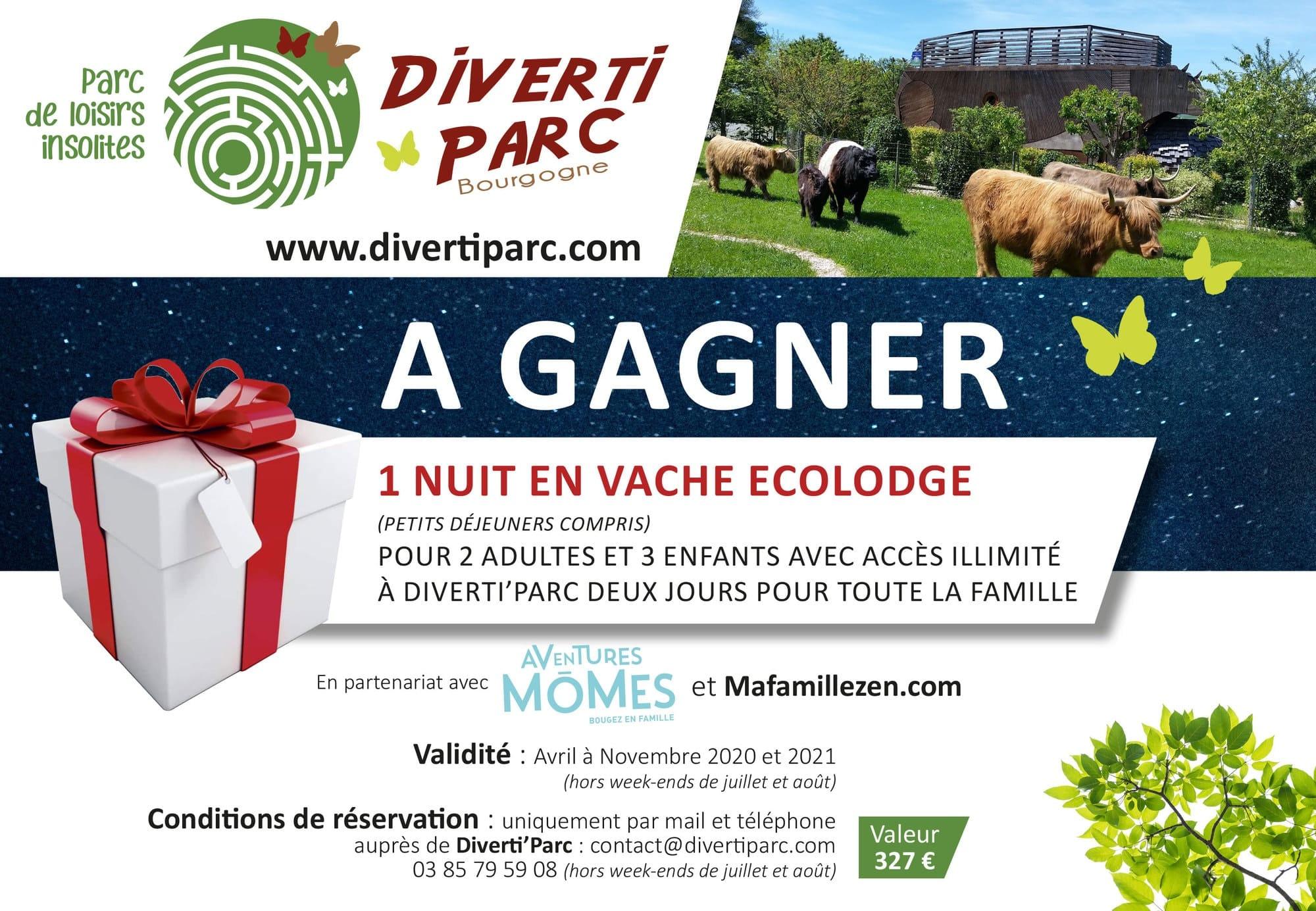 concours Divertiparc Mafamillezen