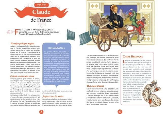 Les reines de France, parce que l'histoire de France s'écrit aussi au féminin