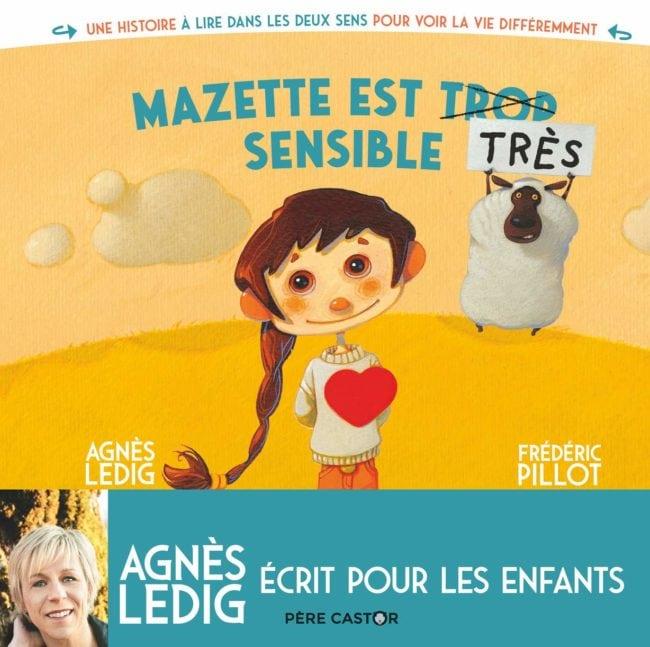 collection Mazette livre autour des émotions
