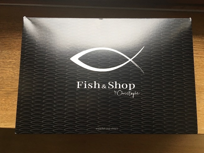 Fish & Shop poissonnerie en ligne
