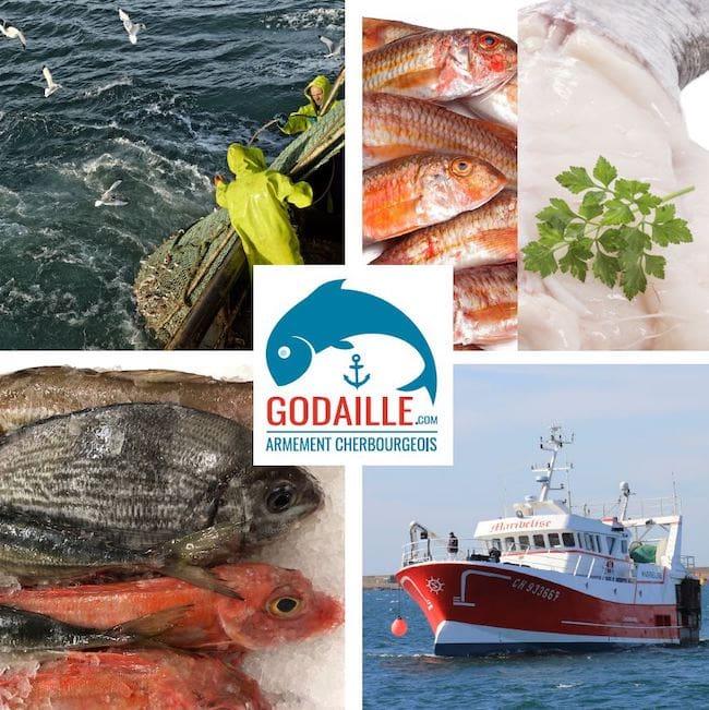 Godaille service de livraison de poisson à domicile