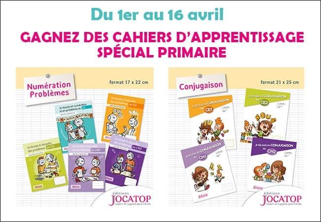 concours Mafamillezen Jocatop