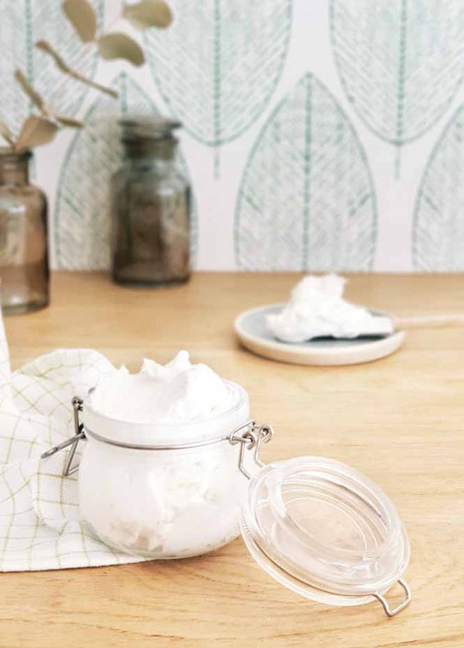 fabriquer sa crème pour le corps maison