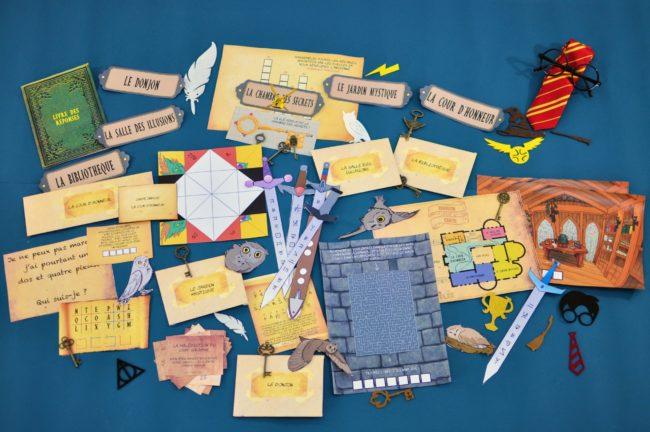 escape game maison concours