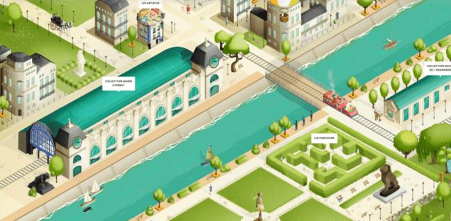 Petitsmo, podcast enfant du Musée d'Orsay