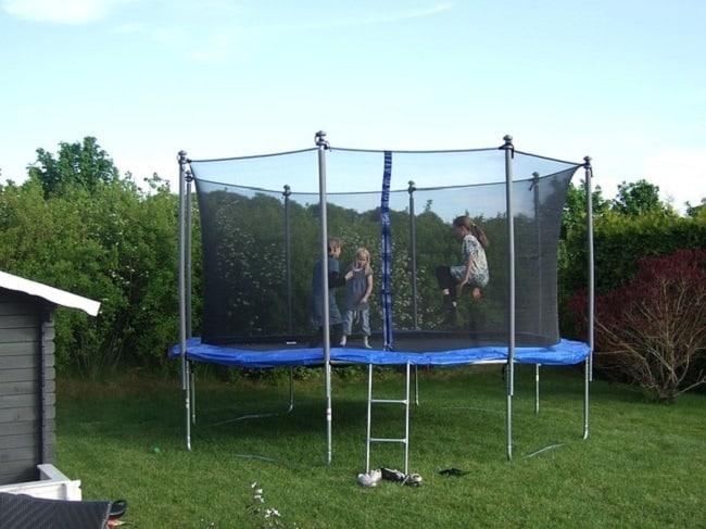 quel trampoline de jardin choisir