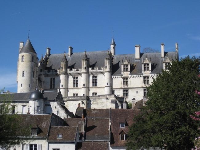 visiter le château de Loches en famille