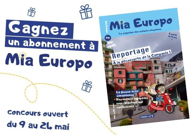 concours Mia Europo Mafamillezen
