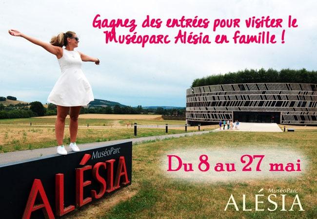 concours Muséoparc Alesia 2020